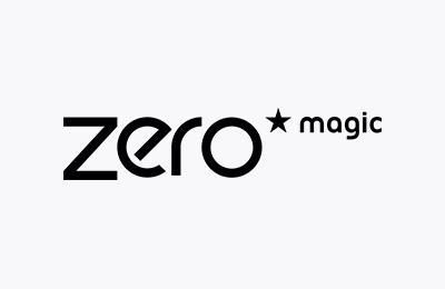zero*magic logo