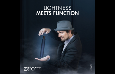 zero*magic poster (magician)