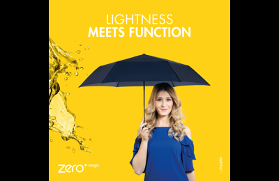 zero*magic poster (woman)